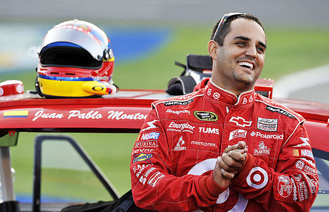 Juan Pablo Montoya will occasionally be teaming up with Brad Keselowski and Joey Logano.