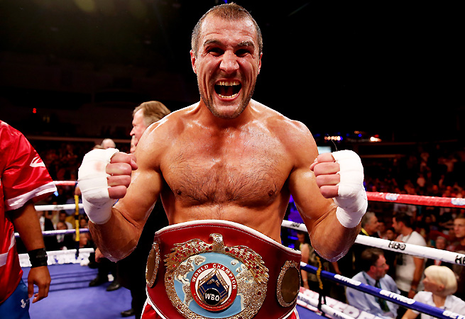 Main Events' suit alleges that Sergey Kovalev's proposed fight against Adonis Stevenson was interfered with by Golden Boy Promotions and advisor Al Haymon.