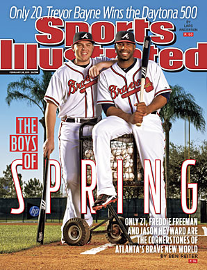 The cover of the Feb. 28, 2011 issue of SI.