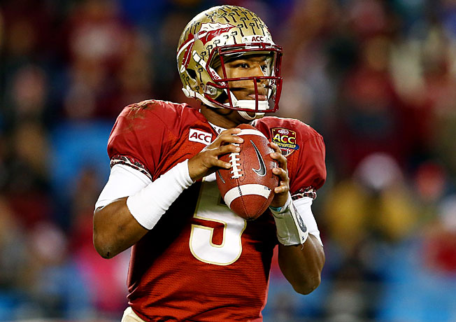 Florida State QB Jameis Winston received an adult civil citation for shoplifting crab legs Tuesday night.