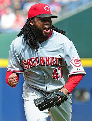 After making just 11 starts in 2013, Johnny Cueto is off to a great start in 2014.
