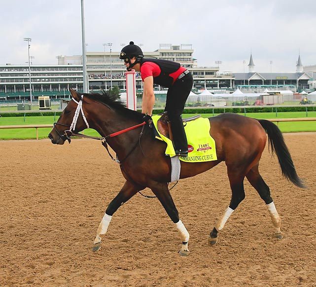 Trainer: Dallas Stewart Jockey: Shaun Bridgmohan He's another closer who would benefit from a speedy pace on Saturday. The colt has finished in the money in four of his six career starts, but has won only once, scoring in a 1 1/16-mile maiden race last November at Churchill Downs. He ran a career-best Beyer Speed Figure of 89 while finishing third in his last race, the Louisiana Derby on March 29. He's a nice colt, but he seems in over his head here.