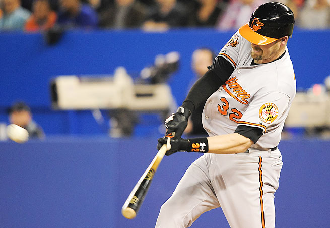 Fresh off his best April as a pro, Matt Wieters could ascend to elite status among catchers in 2014.