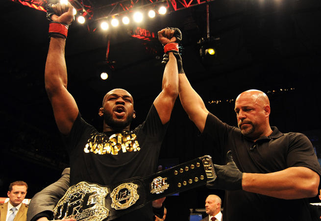 "Jon ""Bones"" Jones' impressive handling of Glover Teixeira keeps him at the top of the MMA heap."