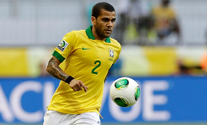 Dani Alves represents a Brazilian nation that has had its fair share of race-related cultural issues.