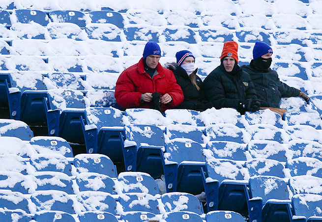 The death of owner Ralph Wilson in March put the Bills' future in Buffalo in doubt.