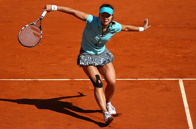 Last year at the Madrid Open, Li Na lost in her first match to American Madison Keys.