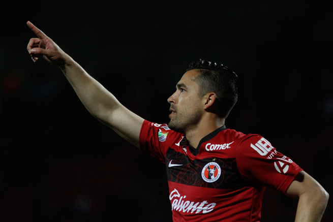 Herculez Gomez is among the growing American player contingent at Club Tijuana.