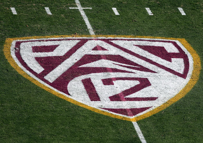The Pac-12 is in talks about moving its football league championship game to the new Levi's Stadium.