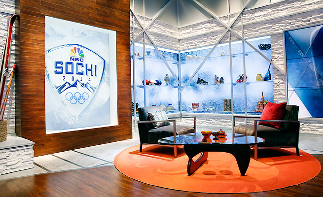 NBC has broadcast every Olympics in the U.S. since CBS aired the Nagano Games in 1998.