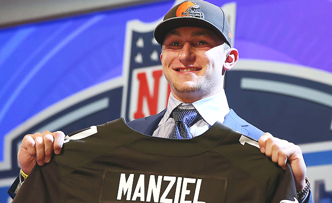 He had to wait awhile, but Johnny Manziel got an opportunity to make an immediate fantasy impact.