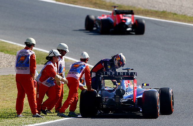 F1's rules changes fixed Sebastian Vettel's wagon, sending him from to domination to damnation.