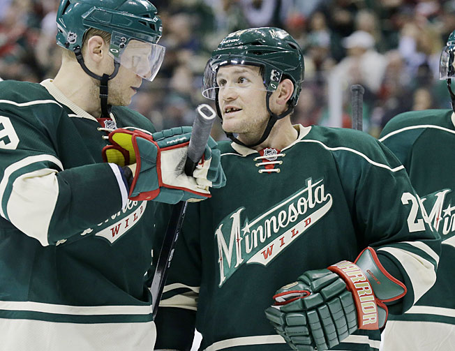 Matt Cooke's return from a suspension will give the Blackhawks something more to worry about.