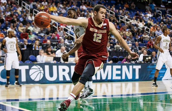Ryan Anderson was a two-time All-ACC player during his time at Boston College.