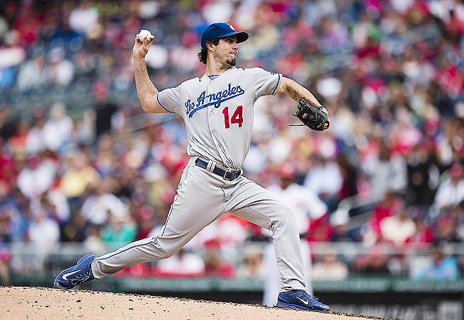 Dan Haren has helped stabilize the Dodgers amid injuries and inconsistent offensive output.