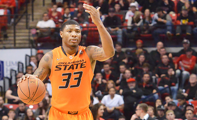 Marcus Smart averaged 18.9 points, 5.9 rebounds and 4.8 assists per game in his sophomore season, but many still considered it a disappointment.