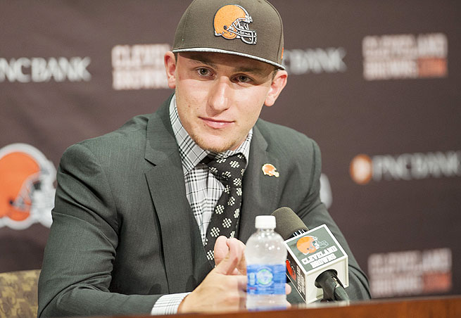 Johnny Manziel's national endorsement deals become subject to Ohio state taxes if he spends more than 182 days a year in the state.
