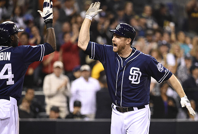 In three games since returning from the DL, Chase Headley has hit two home runs and four RBI.