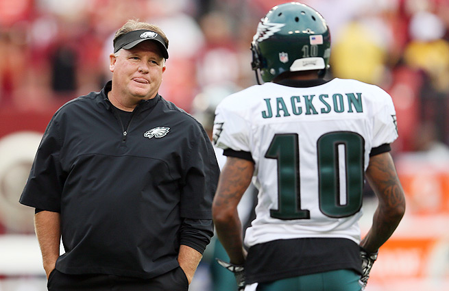 Chip Kelly and the Eagles cut DeSean Jackson just months after he posted the best year of his career.