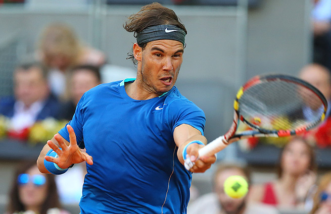 The tennis world collectively exhaled when Rafael Nadal dominated at the Madrid Open.