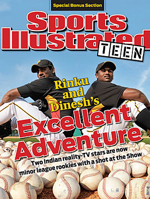 It was big news when Rinku Singh and Dinesh Patel first came to the U.S. in 2009 but no players have followed in their footsteps.