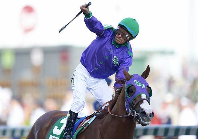Victory Espinoza's Kentucky Derby win on California Chrome reunited the jockey with his ailing brother.