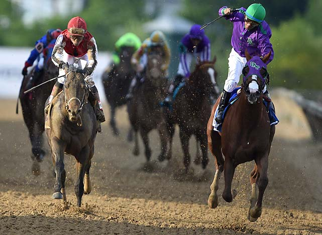 California Chrome has won six straight races by a combined 27½ lengths for 77-year-old trainer Art Sherman.