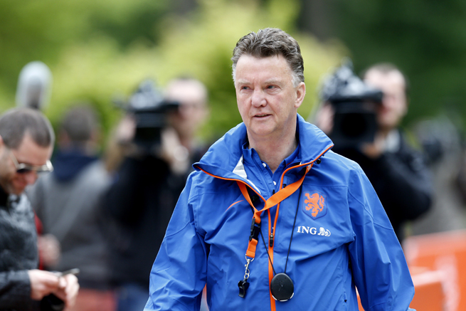 Netherlands manager Louis van Gaal has a tall task ahead of him when he takes over at Manchester United.