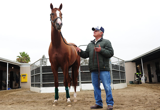 Art Sherman used California Chrome to solve a decades-old problem in horse racing in a matter of days.