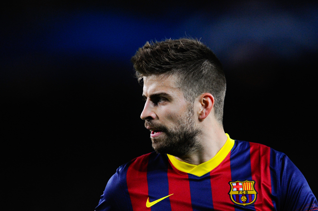 Barcelona defender Gerard Pique has committed his future to the club by agreeing to a new deal.