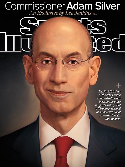 The first 100 days of new NBA commissioner Adam Silver's administration has been like no other in sports history. In this week's SI cover story, staff writer Lee Jenkins explains how a life both privileged and unconventional prepared Silver for this moment.