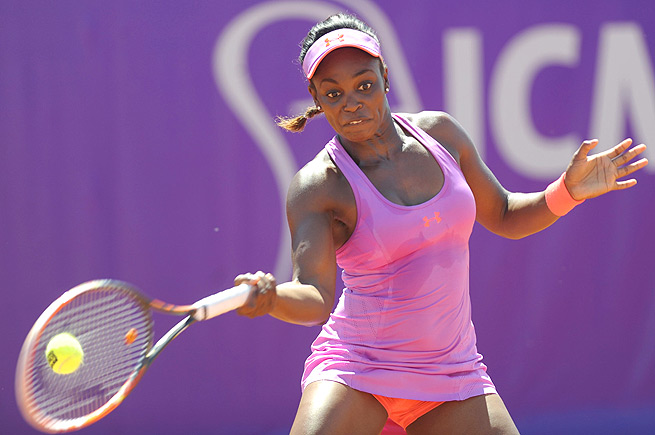 Sloane Stephens is projected to be the No. 15 seed in the French Open draw, which takes place May 23.