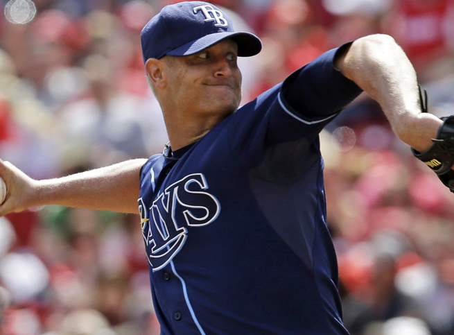 Alex Cobb has been sidelined since April 13 with an oblique injury sustained during a start.