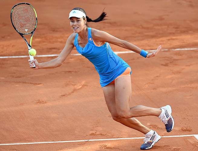 Ana Ivanovic, the 2008 French Open champion, has played well in the lead-up tournaments.