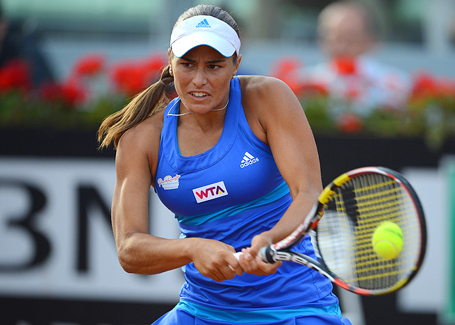 Monica Puig will be playing for her first WTA title in the Strasbourg International after beating Madison Keys.