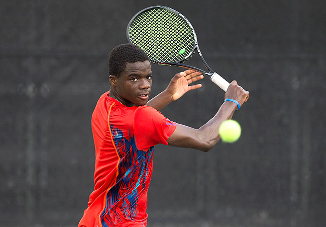 According to his coach, Francis Tiafoe isn't ready to make the leap to the ATP, but there's plenty of time.