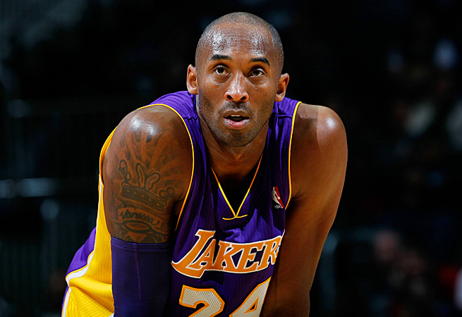 Kobe Bryant has never been one to censor himself or refuse to say what's on his mind.