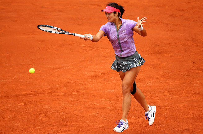 Li Na's loss marks the first time in the Open Era that the Australian Open champs have lost in round one of the French Open.