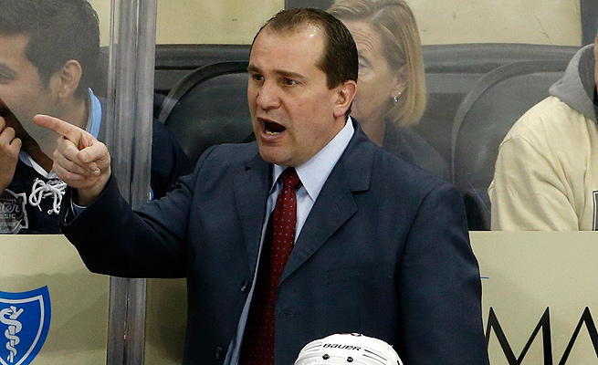 Todd Richards guided Columbus to a franchise's second-ever playoff appearance in 2014.