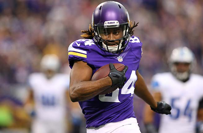 Will Minnesota's Cordarrelle Patterson be the next breakout star in fantasy football?
