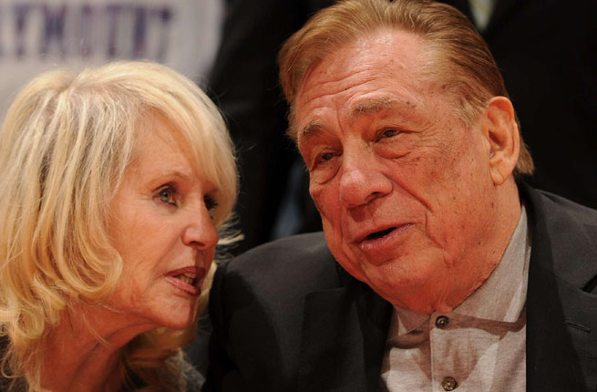 According to sources, the NBA wants to wash its hands of the Sterling family as soon as possible.