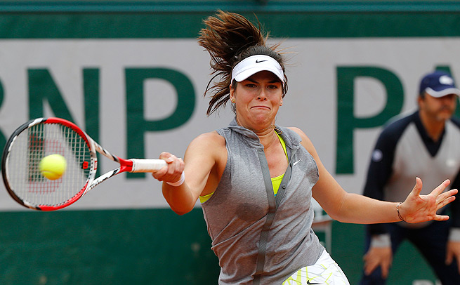 Ajla Tomljanovic's win marked the first time that the top three seeds have lost before the fourth round in a Grand Slam.