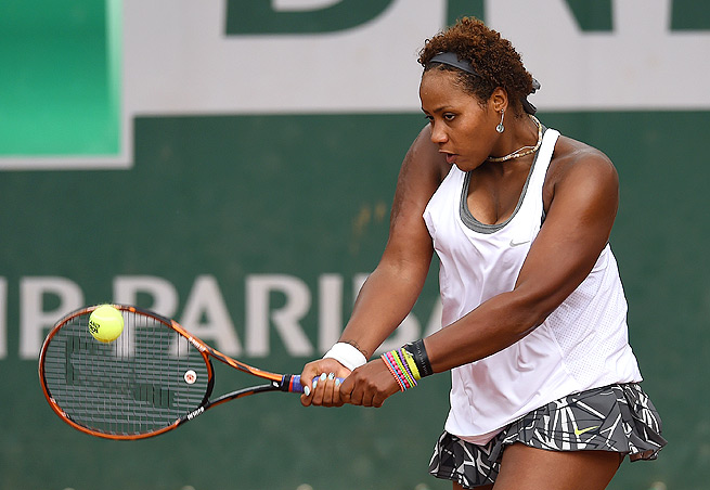 Taylor Townsend became the youngest player to reach the third round of the French Open since 2003.