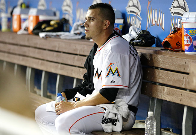 Jose Fernandez is one of many top pitchers lost for the season amid the current surge in Tommy John surgeries.