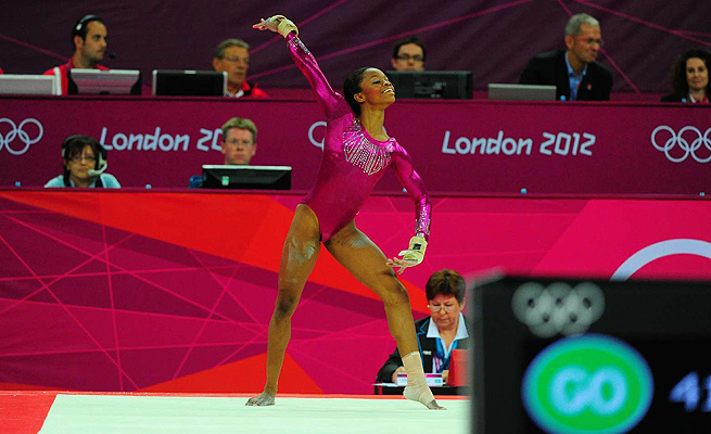 After a medal-filled trip to London, Gabby Douglas has set her sights on the Rio Olympics.