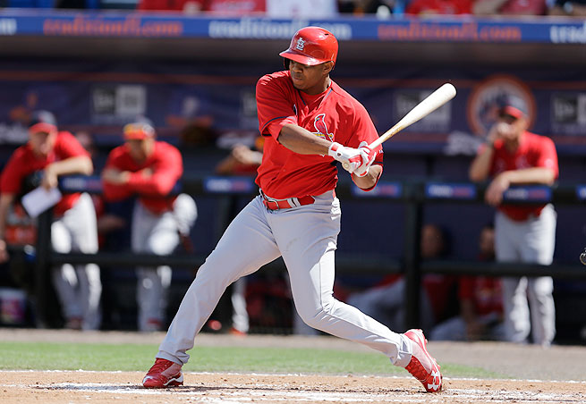 Oscar Taveras' big-league debut has Cardinals fans and patient fantasy owners celebrating the arrival of the next great St. Louis slugger.