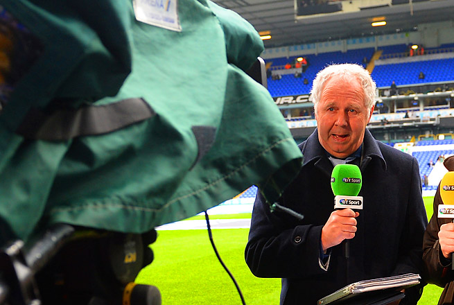 Ian Darke will be ESPN's lead game-caller throughout the World Cup this year.