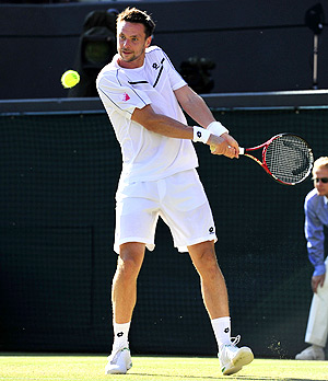 Robin Söderling lost in the third round of Wimbledon in 2011, played one more event that year and has been absent ever since.