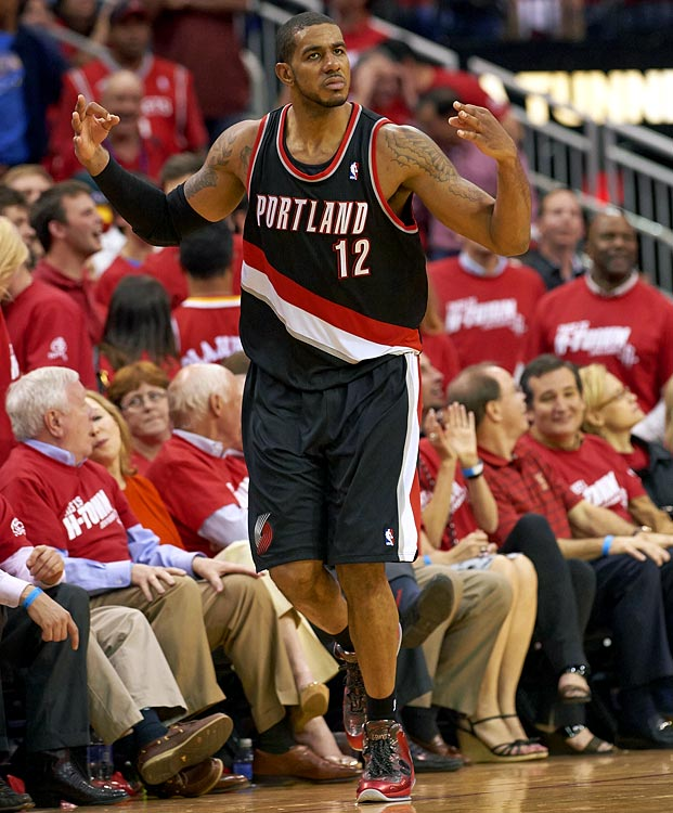 <bold>1st Team Votes: 2 | Points: 115</bold> <bold>20.7 points | 5.6 assists | 3.5 rebounds | 0.8 steals</bold> In his second season, Lillard joined Stephen Curry, Kevin Durant, LeBron James and James Harden as the only players with at least 1,600 points and 400 assists.