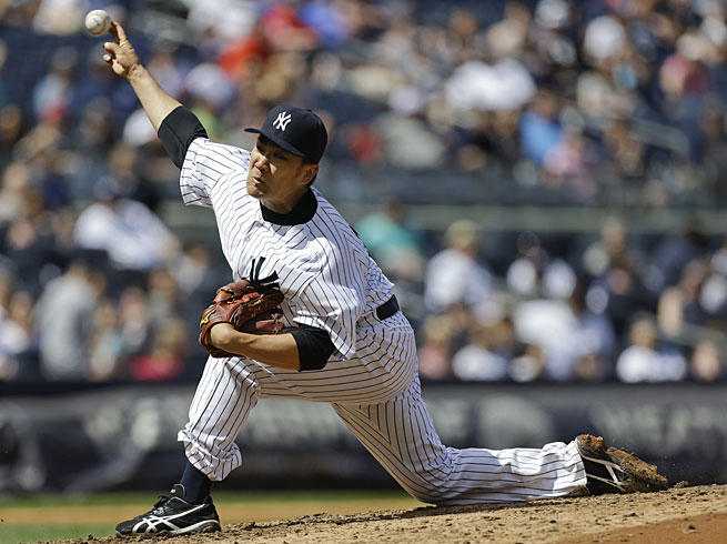 Masahiro Tanaka has been as good as advertised in his first major league season.